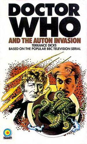 Spearhead from Space - Image: Doctor Who and the Auton Invasion