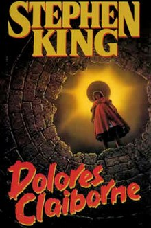 Dolores Claiborne Book Cover