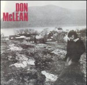 Don McLean (album) - Image: Don Mc Lean Don Mc Lean Coverart