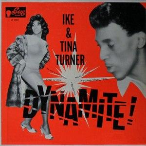Dynamite (Ike & Tina Turner album) - Image: Dynamite! (Ike & Tina Turner album) cover