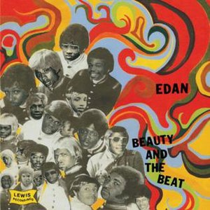 Beauty and the Beat (Edan album) - Image: Edan Beauty Beat cover