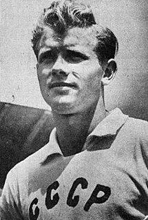 Eduard Streltsov Soviet footballer