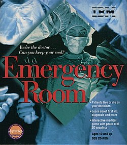 Emergency Room Game Cover