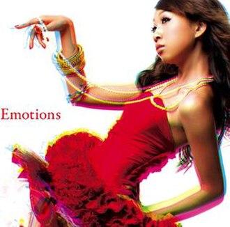 Emotions (Thelma Aoyama album) - Image: Emotions CD