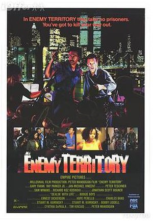 Enemy Territory (film) - Image: Enemy territory jan michael vincent 67b 6a