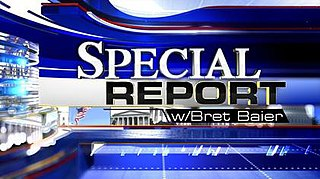 <i>Special Report</i> (TV program) US television program