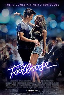 footloose was a film made in 2011