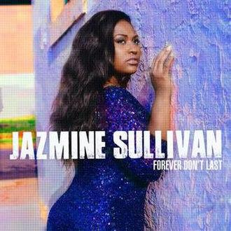 Jazmine Sullivan — Forever Don't Last (studio acapella)