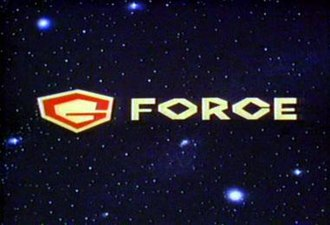 G-Force: Guardians of Space - Title screen
