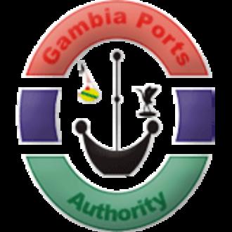 Gambia Ports Authority FC - Image: Gambia Ports Authority logo