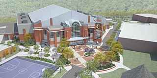California University of Pennsylvania Convocation Center