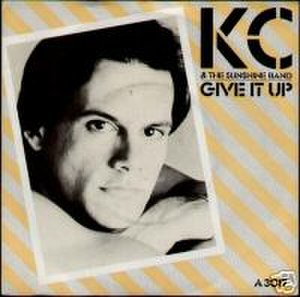 Give It Up (KC and the Sunshine Band song) - Image: Give It Up