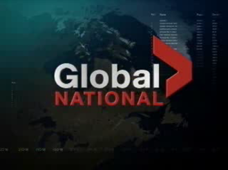 Global National - Global National opening used from February 2006-September 2010.
