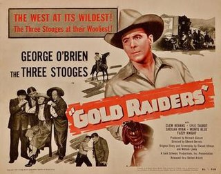 <i>Gold Raiders</i> 1951 film by Edward Bernds