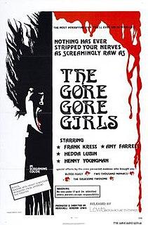 <i>The Gore Gore Girls</i> 1971 film by Herschell Gordon Lewis