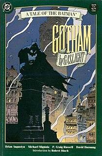 <i>Gotham by Gaslight</i>