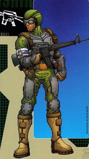 Greenshirts (G.I. Joe)