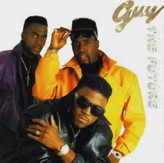 The Future (Guy album) - Image: Guy The Future cover
