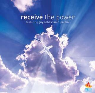 Receive the Power song performed by Guy Sebastian