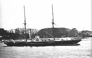 HMS Jackal (1844) - Image: HMS Jackall (1844)