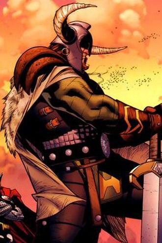 Heimdall (comics) - Image: Heimdall (Marvel Comics)
