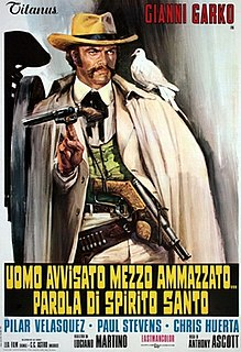 <i>His Name Was Holy Ghost</i> 1971 film by Giuliano Carnimeo