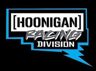 Hoonigan Racing Division - Image: Hoonigan Racing Division logo
