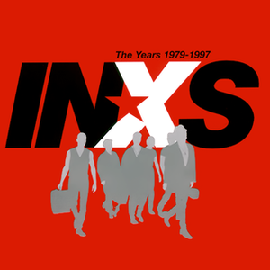 The Years 1979–1997 - Image: INXS The Years 1979 1997