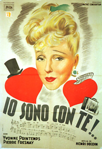 I Am with You (film) - Italian poster