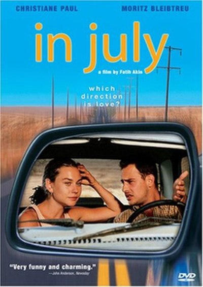 Picture of a movie: In July