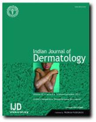 Indian Journal of Dermatology - Image: Indian Journal of Dermatology