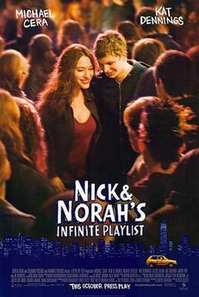 Picture of a movie: Nick And Norah's Infinite Playlist