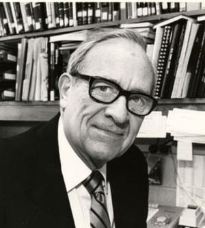 Irwin Gunsalus - Irwin C. Gunsalus in 1982