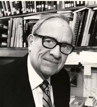 Irwin Gunsalus - Irwin C. Gunsalus in 1982