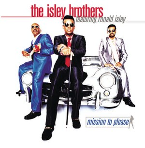 Mission to Please - Image: Isley Brothers album Mission to please