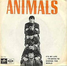 It's My Life (The Animals song) coverart.jpg