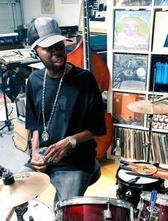 J Dilla American record producer and rapper from Michigan