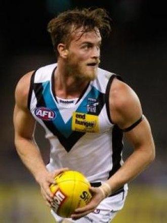 John McCarthy (Australian rules footballer, born 1989) - McCarthy in June 2012