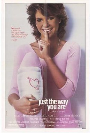 Just the Way You Are (1984 film) - Home video release cover.