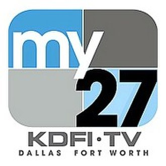 KDFI - KDFI My27 logo used from the MyNetworkTV launch until August 28, 2017.