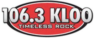 KLOO-FM - Image: KLOO FM logo