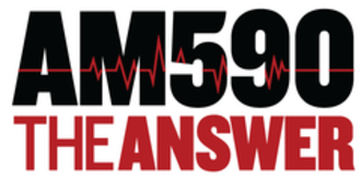 KTIE - Image: KTIE AM590The Answer logo