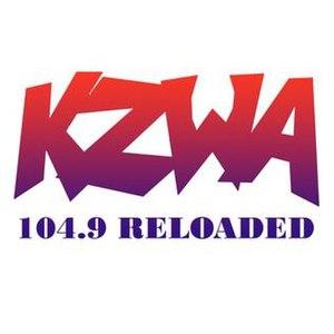 KZWA - Image: KZWA logo
