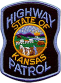 Patch of the Kansas Highway Patrol