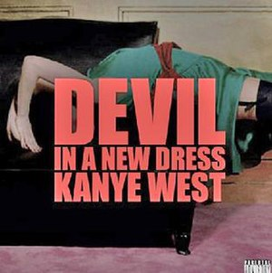 Devil in a New Dress - Image: Kanye west devil in a new dress 500x 491