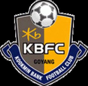Goyang KB Kookmin Bank FC - Goyang KB Kookmin Bank logo
