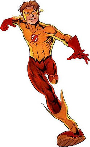 Bart Allen - Image: Kid Flash Bart
