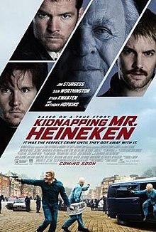 Kidnapping Mr. Heineken (2015) [English] SL DM - Jim Sturgess, Sam Worthington, Anthony Hopkins