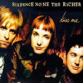 Kiss Me (Sixpence None the Richer song) - Image: Kiss Me