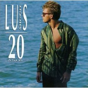 20 Años (Luis Miguel album) - Image: LM 20 años